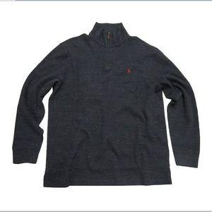 Ralph Lauren Polo quarter zip pullover